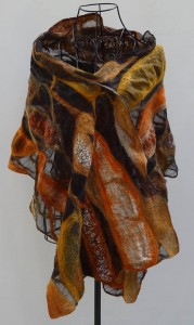 Painted Desert (wrap/stole)